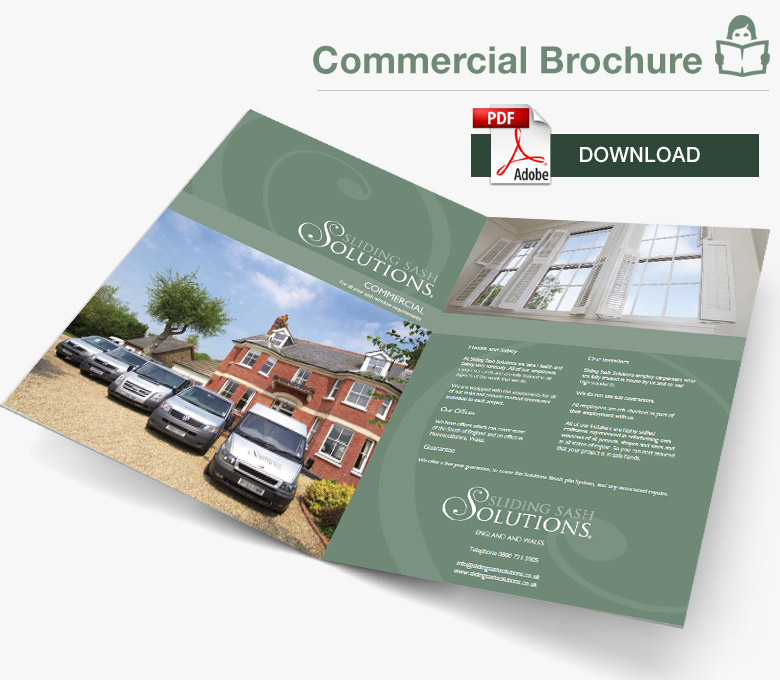 Download our commercial brochure