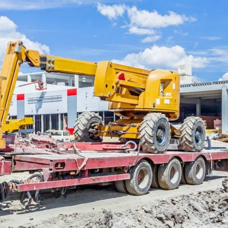 Heavy Haulage, Transport Solutions & Specialist Logistical Project Forwarding