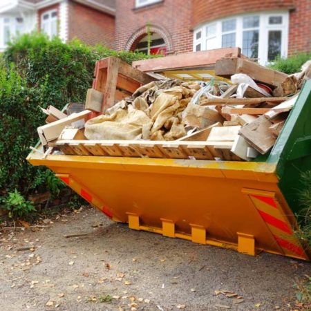 Book a skip with Solowaste